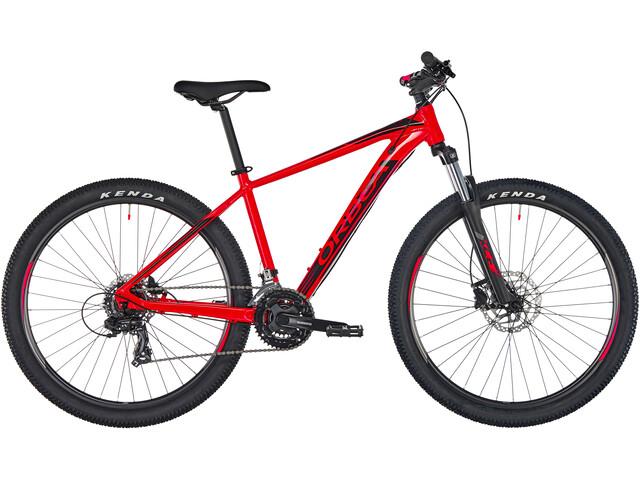 """ORBEA MX 60 MTB Hardtail 27,5"""" rød/sort"""